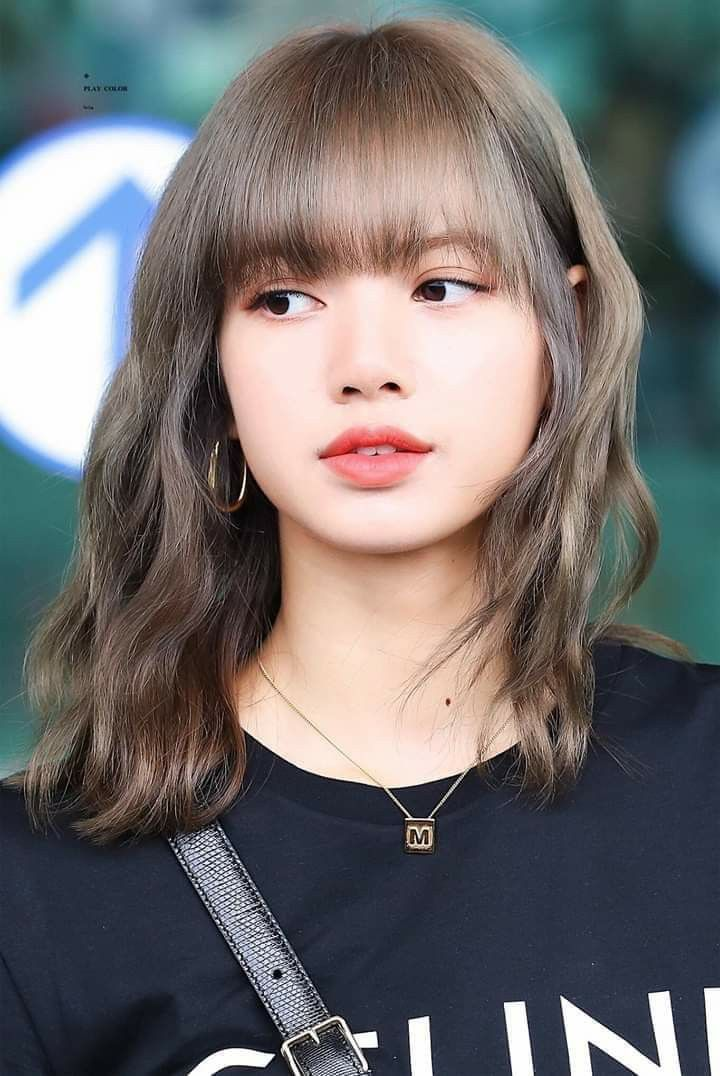 Pin By Gabi Theadventurous On Lalisa Manoban Kpop Hair Color Lisa Hair Short Hair Styles
