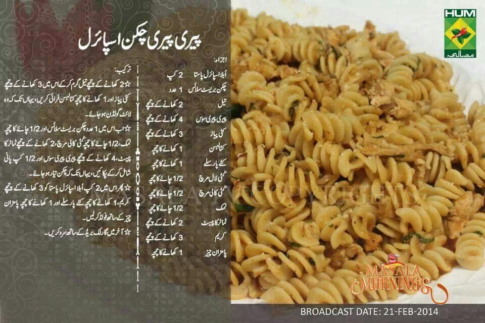 Peri Peri Chicken Indian Rice Recipes Masala Tv Recipe