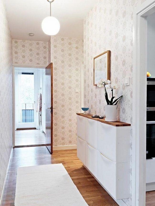 tipps zur flurgestaltung praktische m bel und gestaltungsideen flur flure flur ideen und. Black Bedroom Furniture Sets. Home Design Ideas