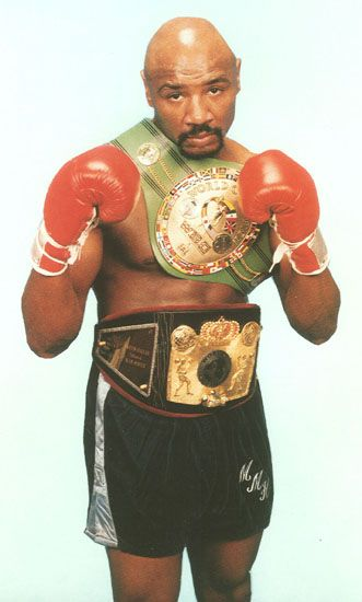 Marvelous Marvin Hagler Marvelous Marvin Hagler Boxer Marvin