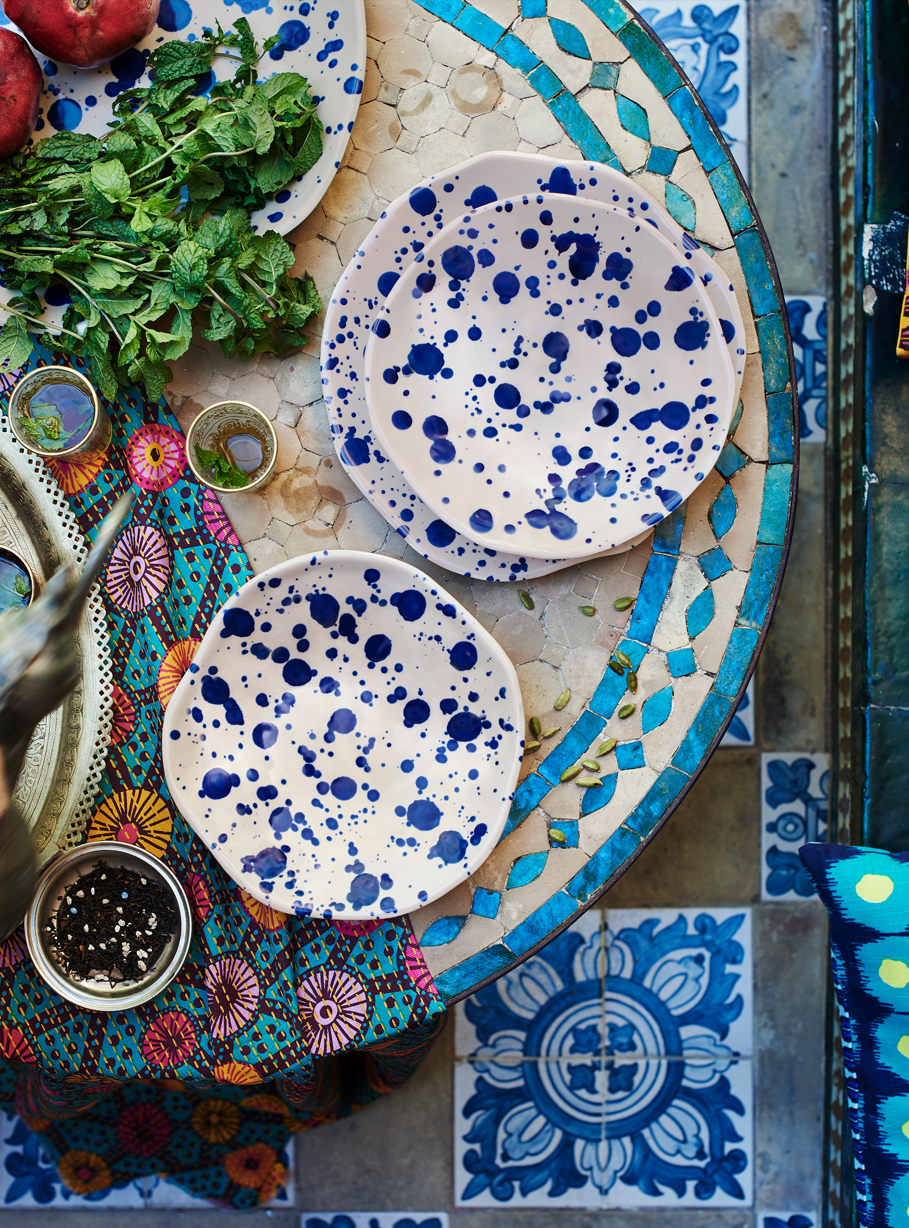 Ikea's New Collection Is Its Most Bohemian Yet — & We Kind Of Love It