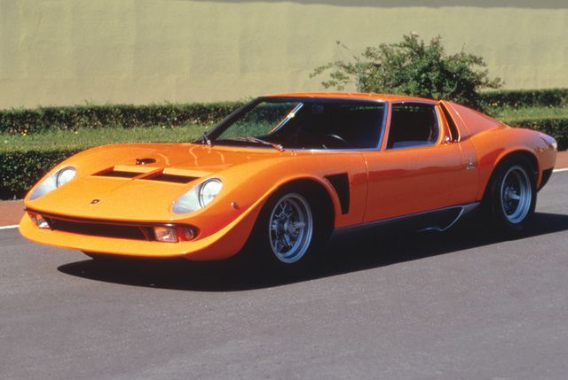 "Lamborghini History in Pictures  Lamborghini History: 1970 Lamborghini Miura Jota.  At least someone at Sant'Agata had the forethought to snap a few pictures of the ill-fated race-tuned ""Lamborghini Miura Jota before Ferruccio Lamborghini sold it to a private enthusiast, who promptly wrecked the one-of-a-kind car beyond recognition."