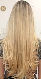 Resultado de imagem para cabelos loiros de costas