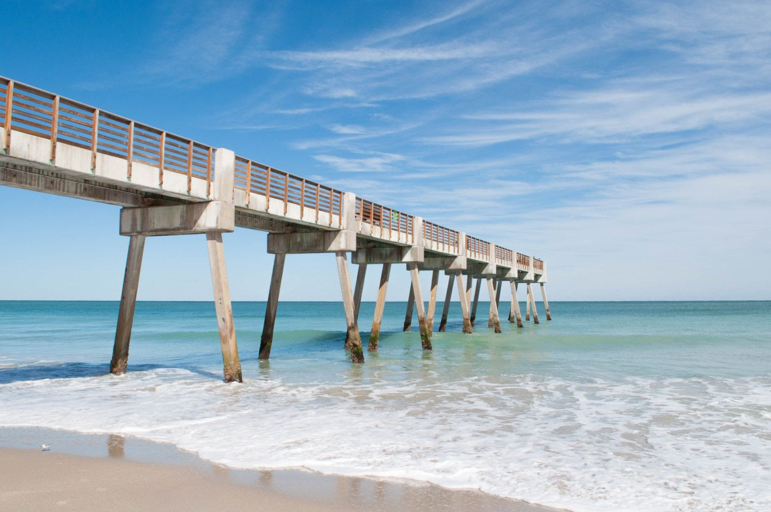 Pier Vero Beach Fl By Abphotographydesigns On Etsy