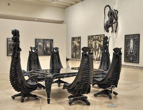 Exposición Retrospectiva De H.R. Giger   Josu__sein Part 84