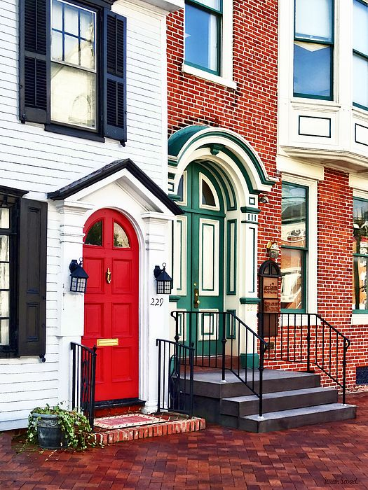 Exceptionnel Fine Art And Home Decor Available!   U0027Harrisburg Pa   Two Doorsu0027 By