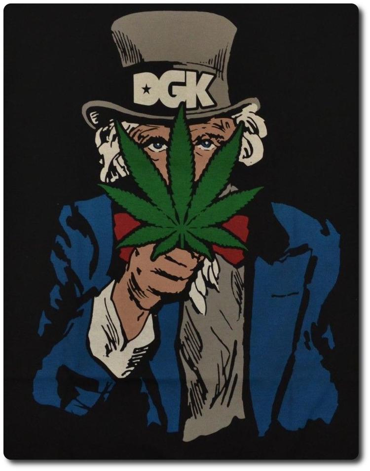 Pin Em And Weed Smoke Dat Kush