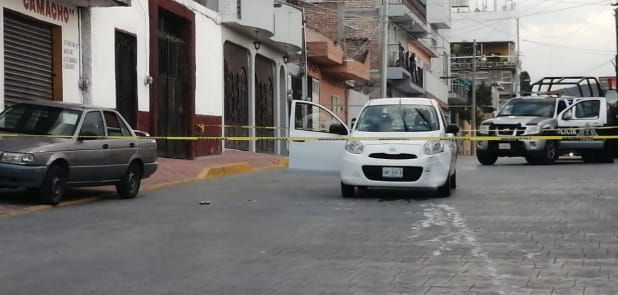 Ejecutan A Elemento De Transito Municipal En Apaseo El Alto Era