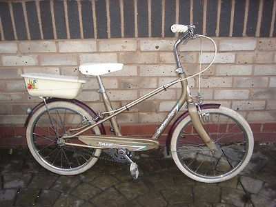 45a11c8b35a Raleigh Gresham flyer Childs Bike with 16 inch tyres Collectable ...