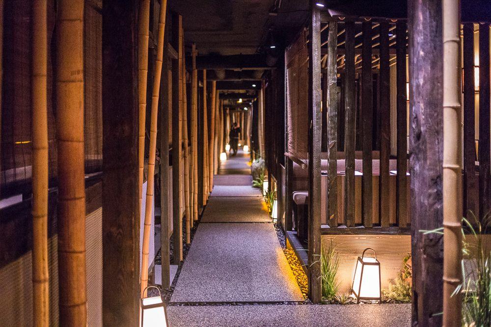 Japanisches Restaurant Mitte