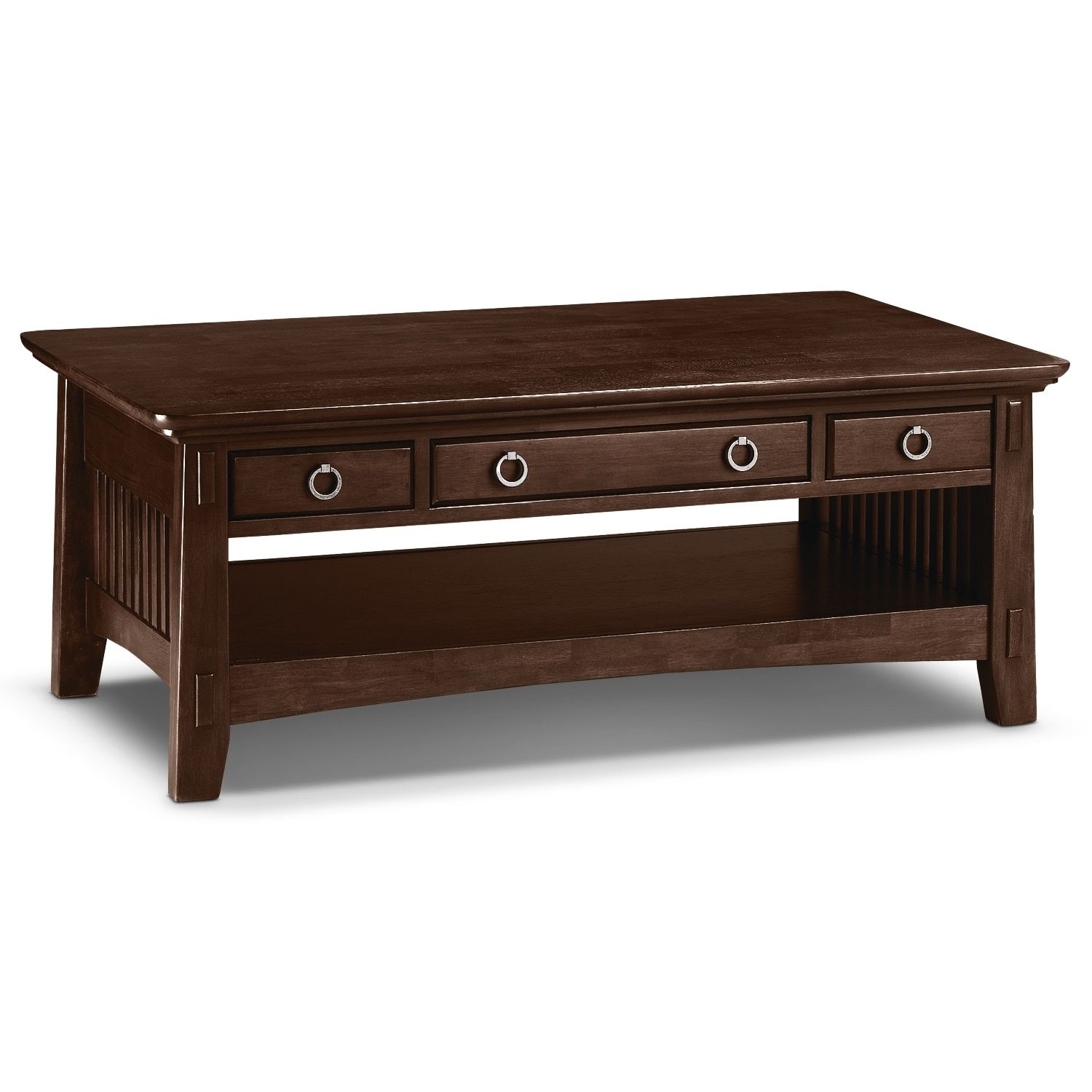 Best American Signature Furniture Coffee Tables Coffee Table 640 x 480