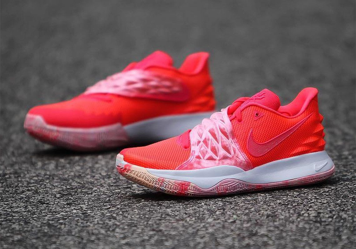534db8a4b Nike Kyrie Low Crimson White AO8979-600 | fashion | Nike kyrie, Nike ...