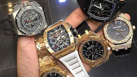 What to look for when buying your first luxury watch