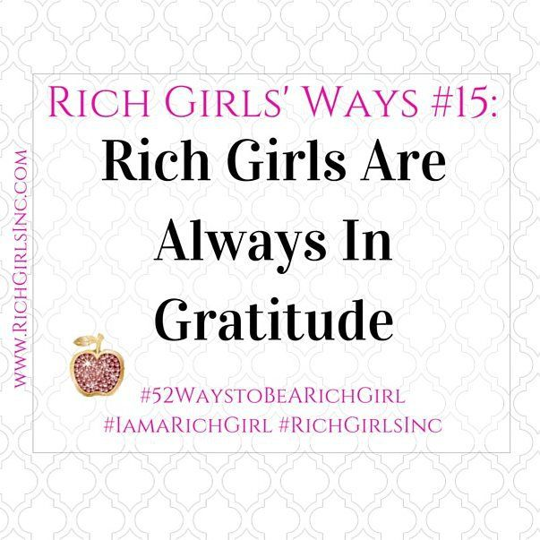 So much to be grateful for... #grateful #gratitude #blessed #thankful #countyourblessings #richgirlmentality #richgirls #richgirlways #richgirlsinc #52waystobearichgirl #iamarichgirl