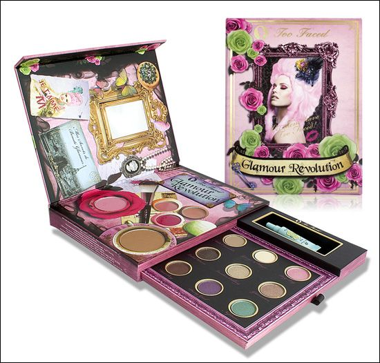 Too Faced Glamour Revolution...Christmas 2009! The first mega-set!