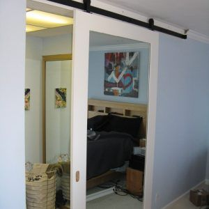 barn door closet mirror http focas uk info pinterest barn