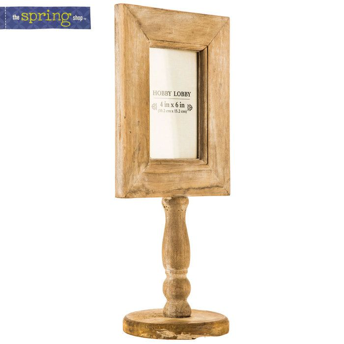 Wood Photo Frame on Stand - 4 | Making this house a HOME ...