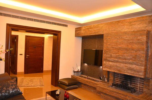 Interior Design Apartment In Lebanon