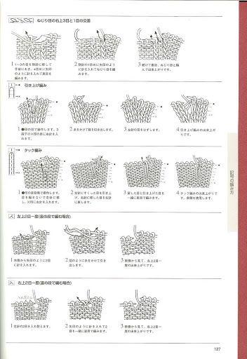 169 日本棒针花样编织250例 - 路过的精灵6 - Picasa Albums Web