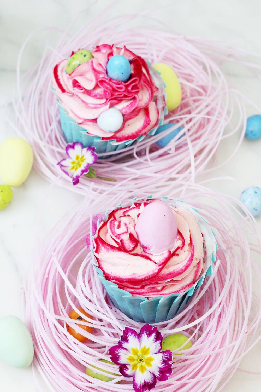 oster muffins im osternest stil backen 2 kreative diy rezepte und deko ideen fr - Kreative Ideen Diy
