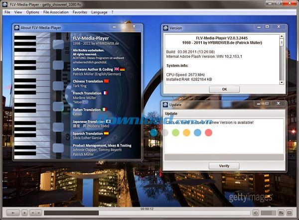 FLV Media Player Latest Version Rating: 4/5 (773 Votes) Released