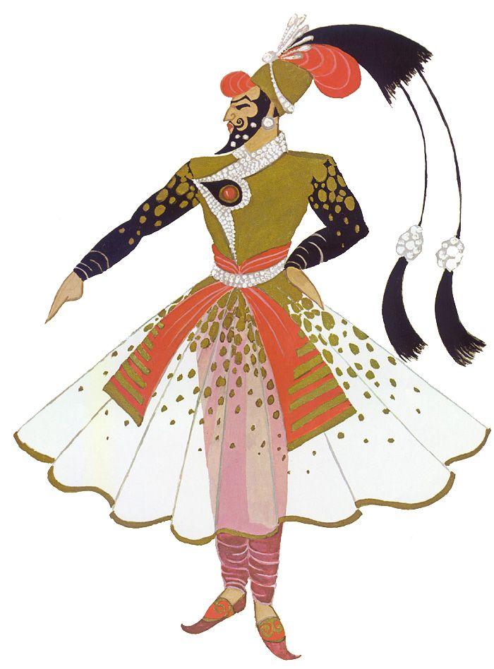 Costume Design - Erte