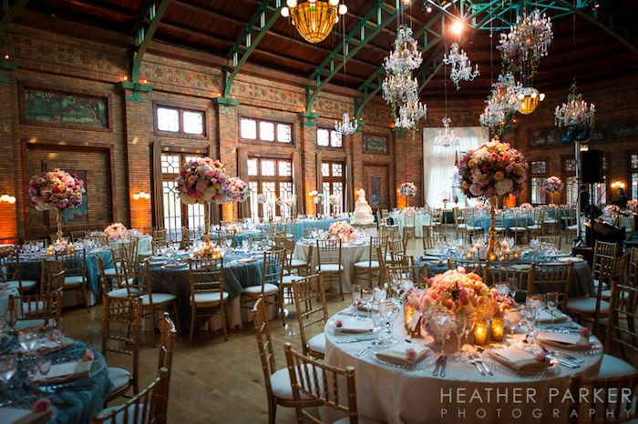 Cafe Brauer Wedding Venue Chicago Winter