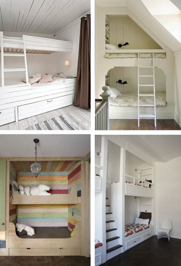 Bunk Beds Small Spaces built in wall beds images | beautifully designed perfectly
