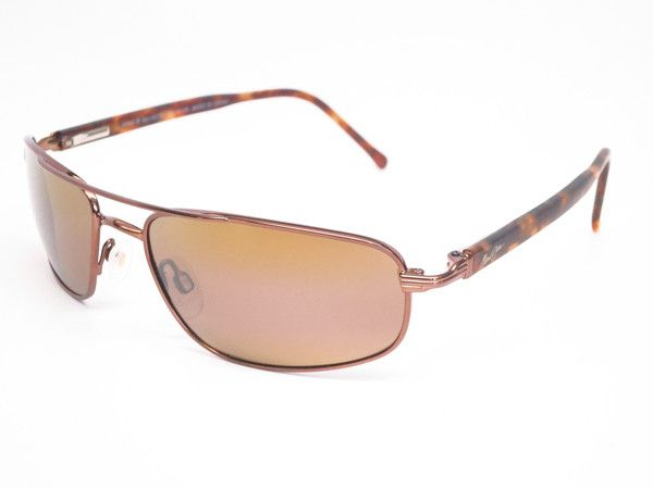 Óculos De Sol Polarizados · Cobre · Óculos · Maui Jim Kahuna MJ H162-23  Metallic Gloss Copper Polarized Sunglasses 9ef75d4902