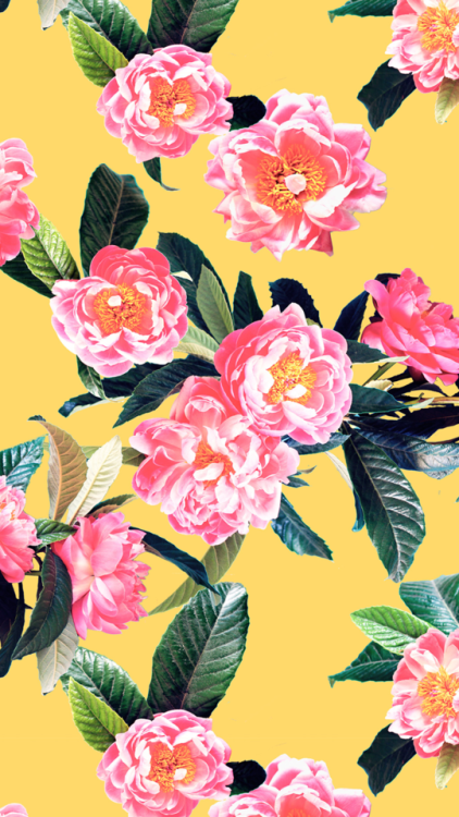 Dress Up Your Tech In 2020 Floral Wallpaper Pink Floral Wallpaper Flower Wallpaper