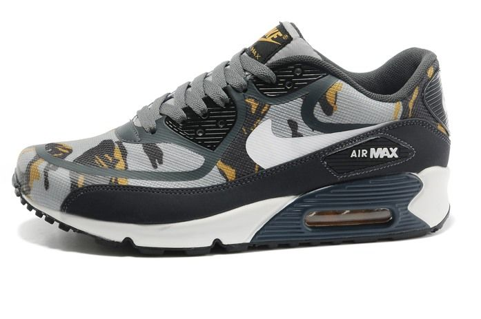 huge discount d2510 6b0fa Wheretoget - Grey Nike Air Max sneakers
