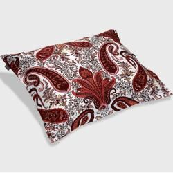 Photo of Gant Key West Paisley Kopfkissenbezug (80×80) (Rot) GantGant