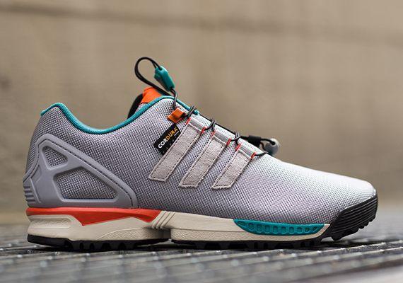 Adidas Zx Flux Winter Cordura Sneakernews Com Adidas Zx Flux Adidas Zx Nike Shoes For Sale