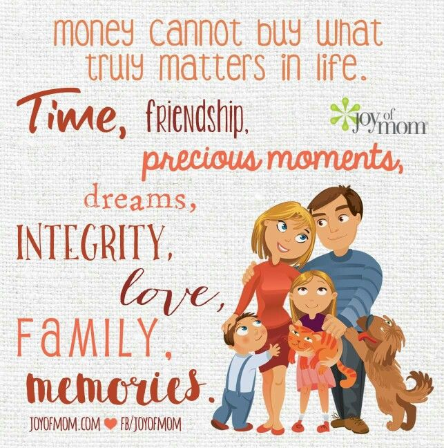 money matters more than love
