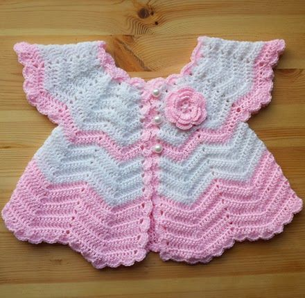 Crochet Baby Set Free Pattern Httpfreevintagecrochet