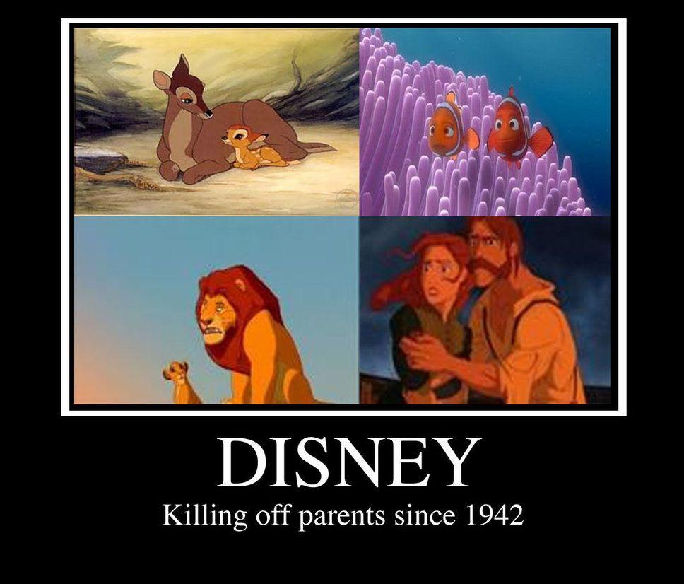Disney parents motivational poster by thearist2013 on DeviantArt