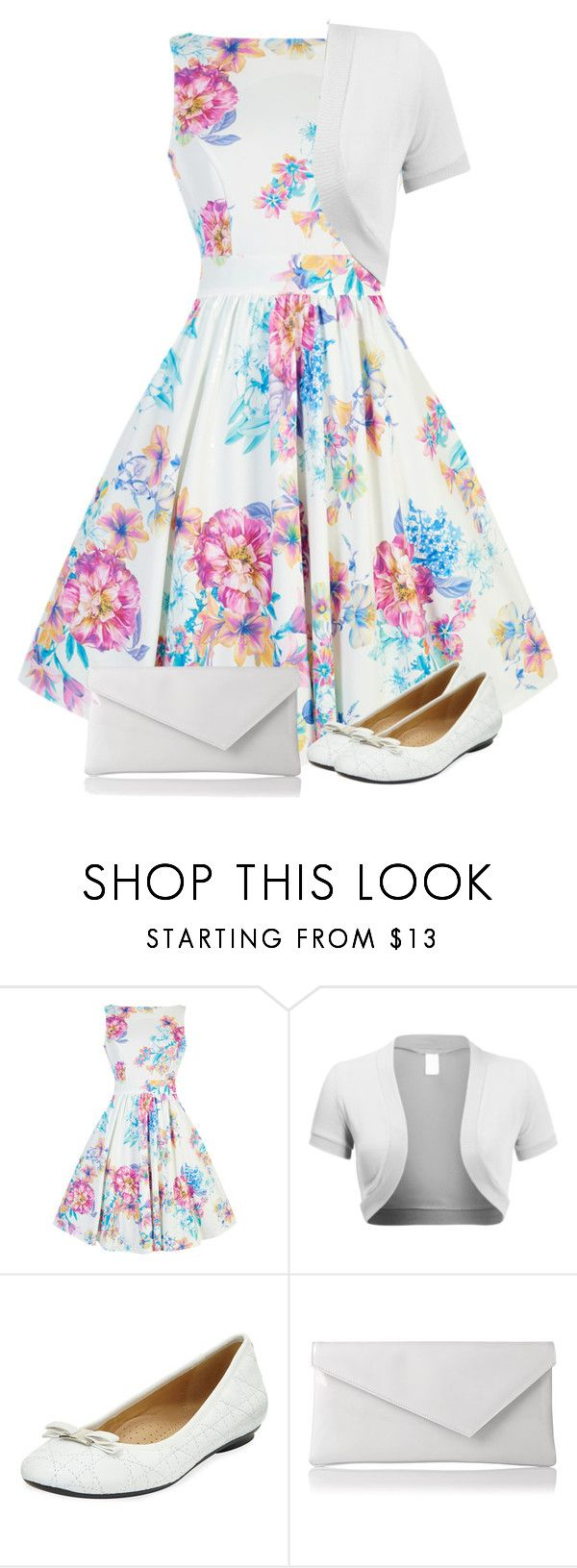 """Untitled #321"" by glitterkittykat on Polyvore featuring Neiman Marcus and L.K.Bennett"