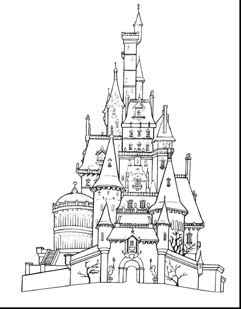 Very Cool Castle Coloring Pages Collection Free Coloring Sheets Castle Coloring Page Disney Coloring Pages Princess Coloring Pages