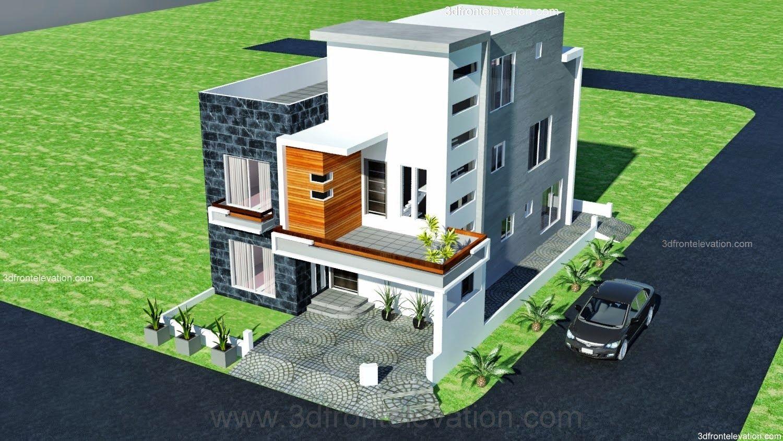 Architecture House Plans 3d 10 marla house map design | home design ideas | pinterest | house