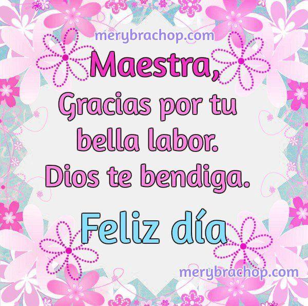 frases feliz dia maestra felicitacion tarjeta #diadelmaestro frases feliz dia maestra felicitacion tarjeta #diadelmaestro