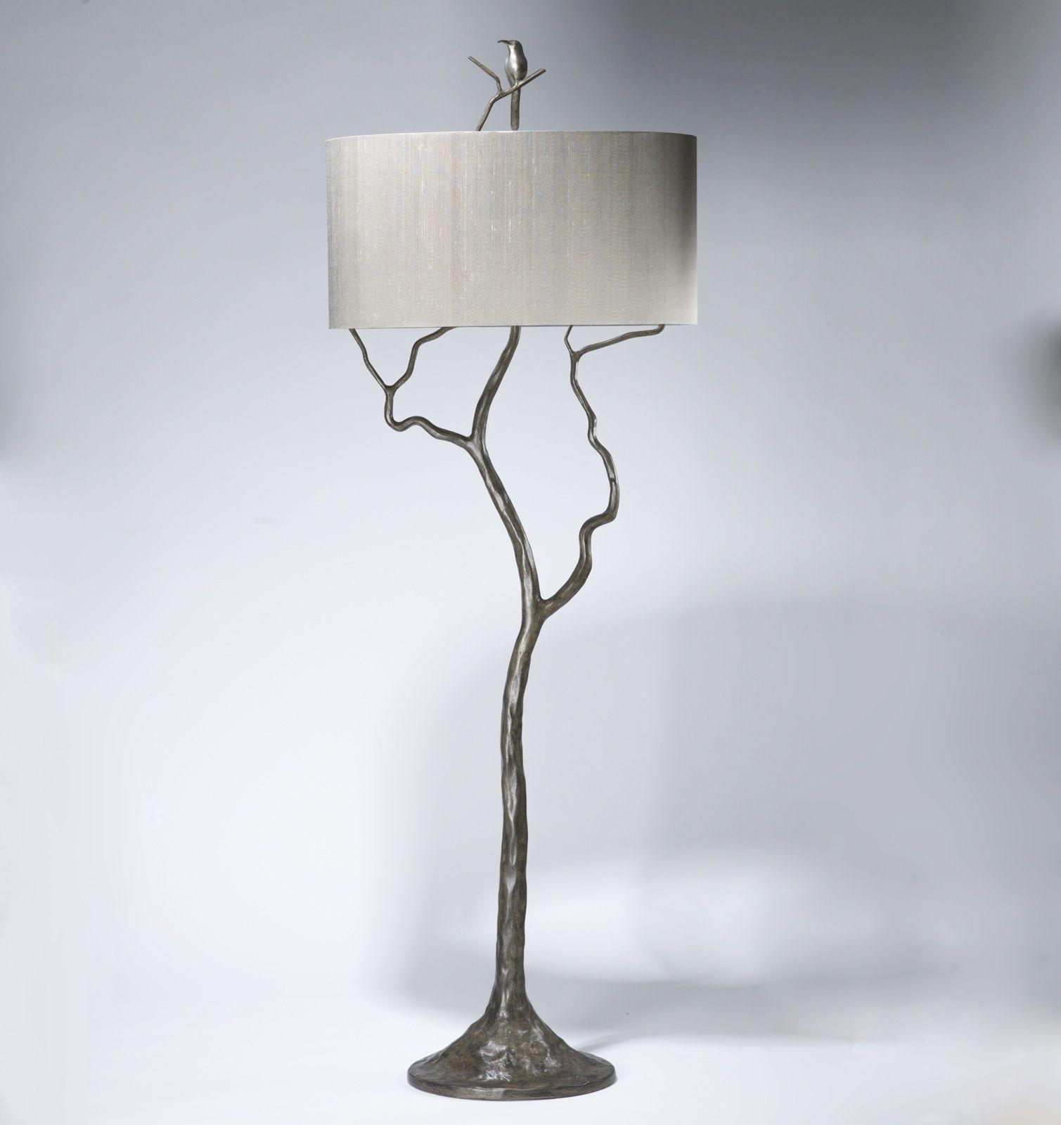 gray floor lamp Google Search Elegant Nursery Pinterest