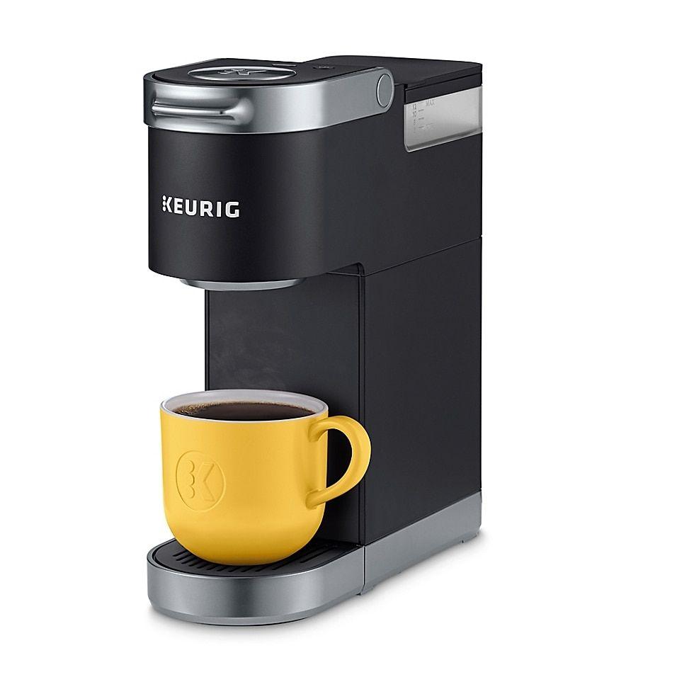 Keurig K Mini Plus Single Serve K Cup Pod Coffee Maker Bed Bath Beyond In 2021 Pod Coffee Makers Small Coffee Maker Single Serve Coffee Makers