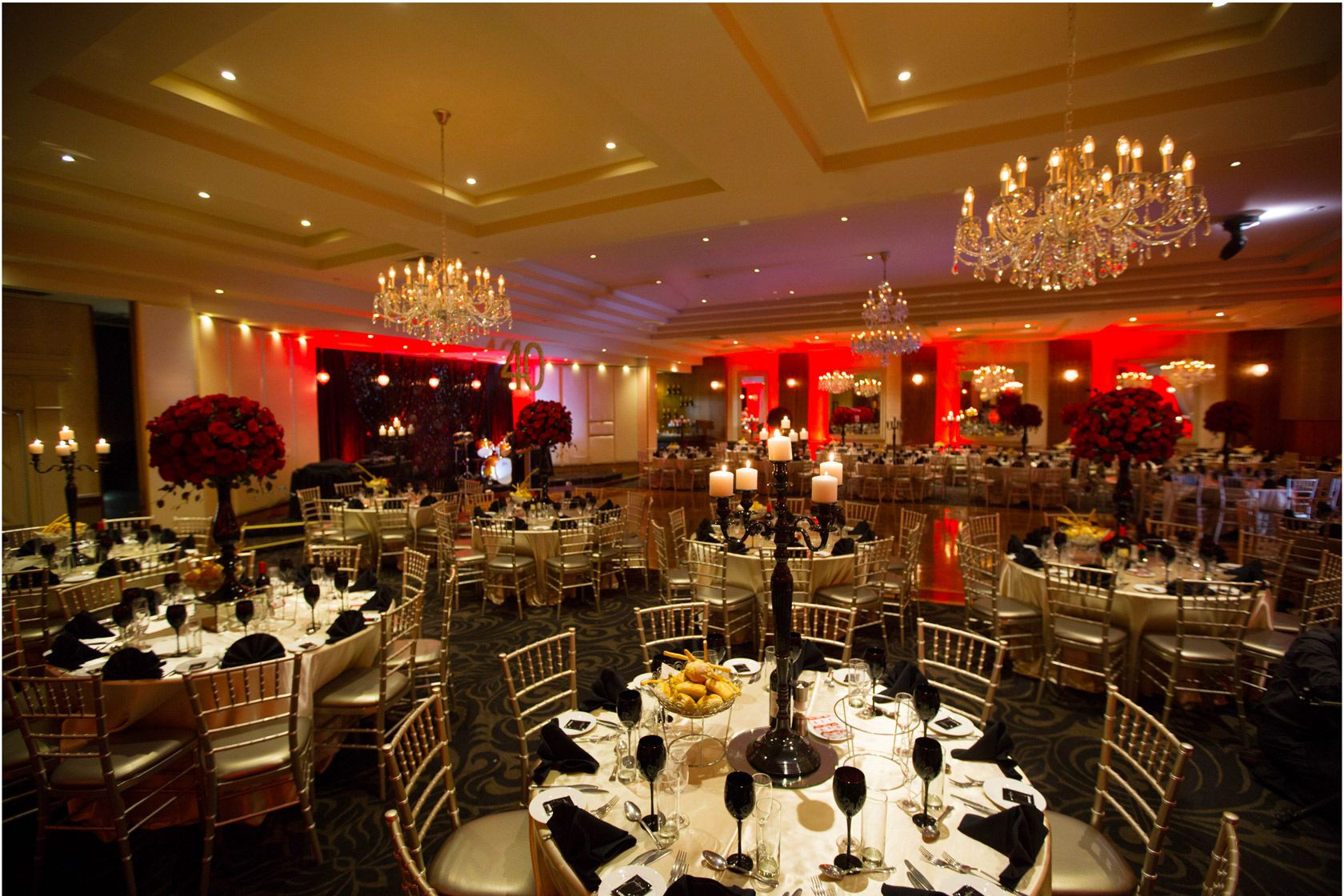 Conca Doro Classic Ballroom 9 Stunning New Chandeliers Further