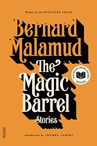 bernard malamud the magic barrel thesis