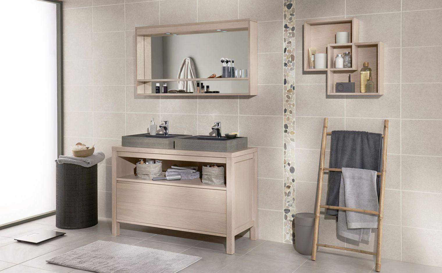 Image result for meuble salle de bain sur pied simple vasque ...