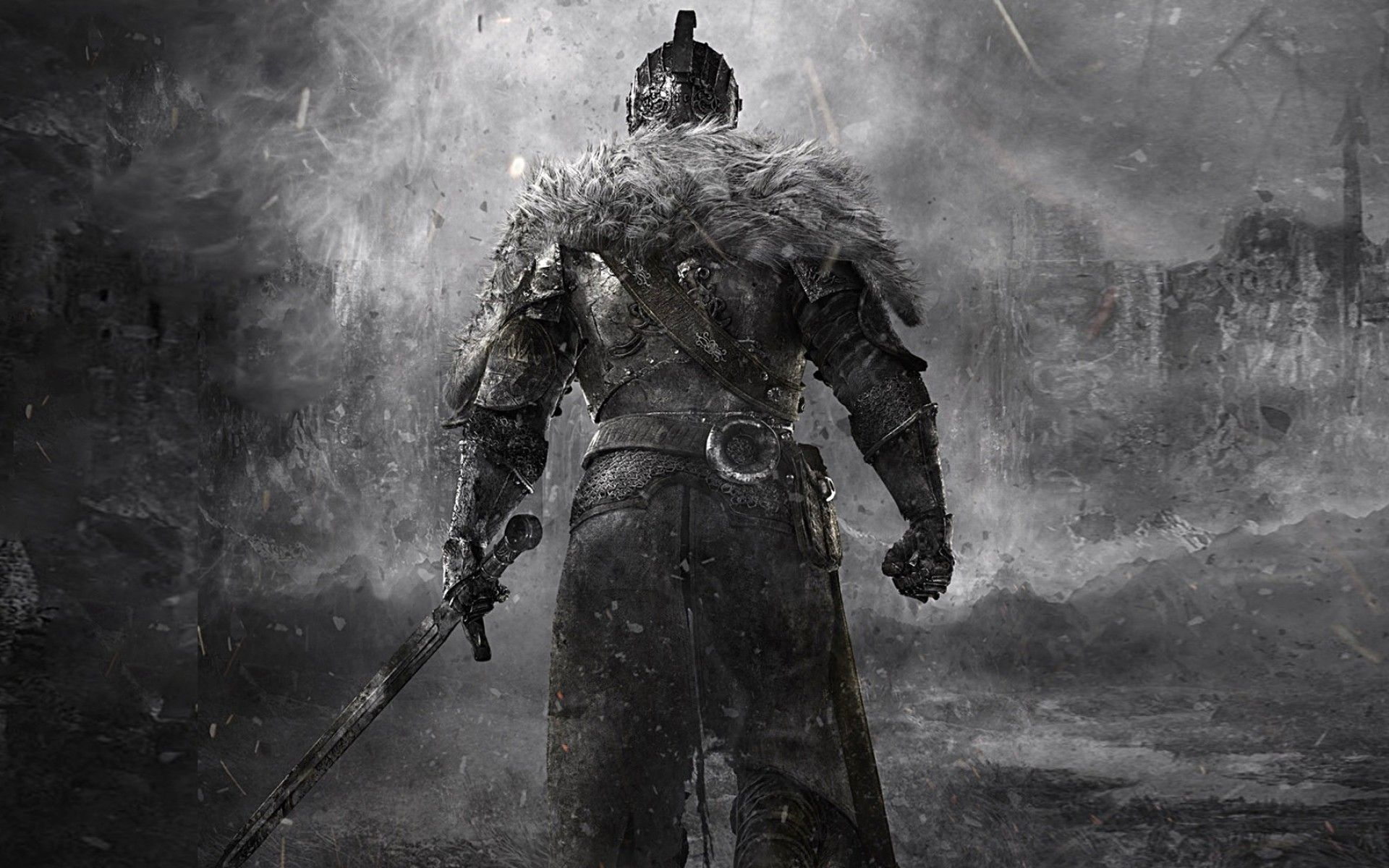 NC18: Dark Souls Wallpapers, Awesome Dark Souls Backgrounds ...