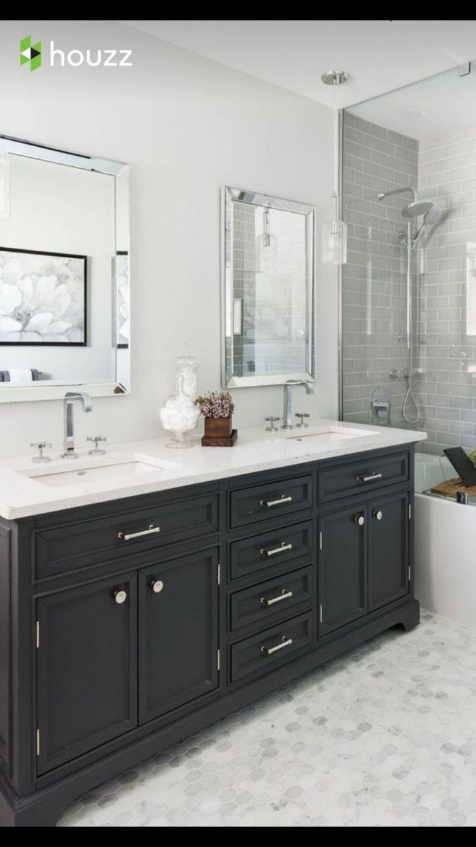 2018 Black Cabinets In Bathroom - Best Paint for Interior Walls ...