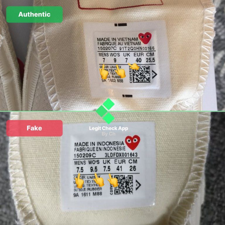 cdg converse sizing womens off 53
