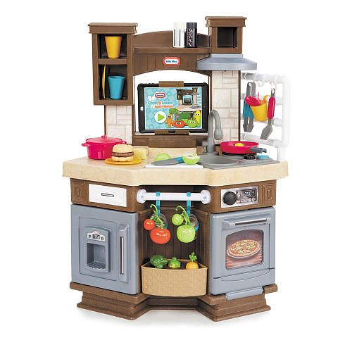 149 99 Little Tikes Cook N Learn Smart Kitchen Playset Little