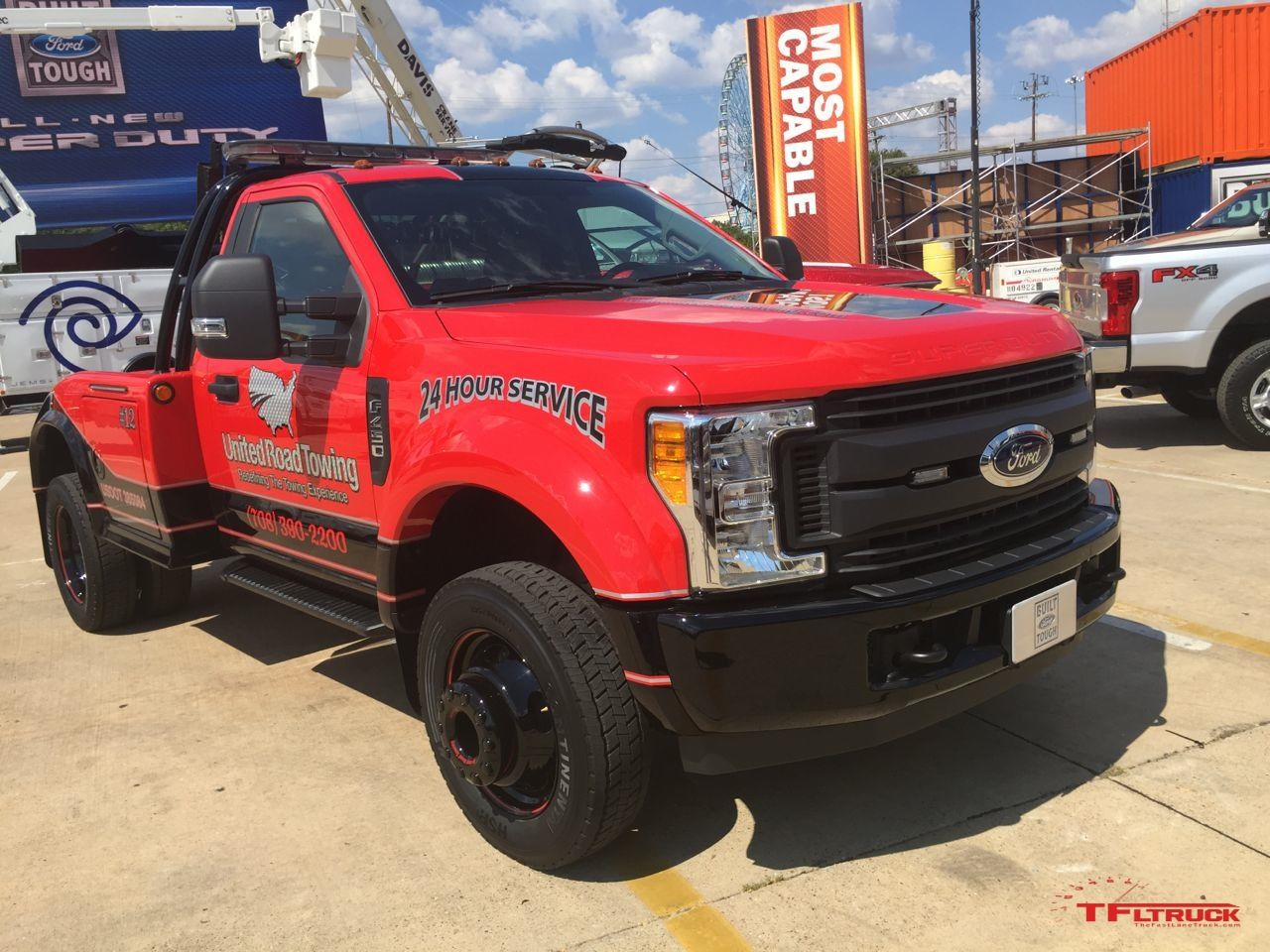 Ford trucks 2017 ford super duty dually tow truck